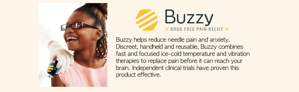 the science behind buzzy products pain care labs