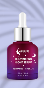 Rejuvenating Night Serum