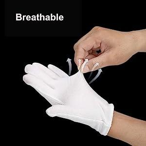 gloves reusable gloves work cotton gloves women cotton glove liner gloves washable gloves for men