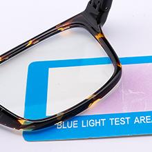 BLUE LIGHT BLOCKING TESTED