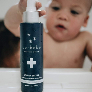 Purbebe Baby Body Oil