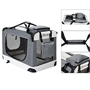 cage transport animaux chiens chat chien chats cage chien cage chat cage pliable cage transport
