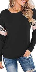 Long Sleeve Pullover Shirts
