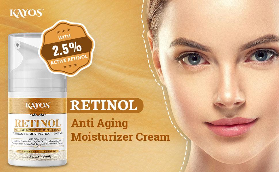 Kayos Retinol Cream