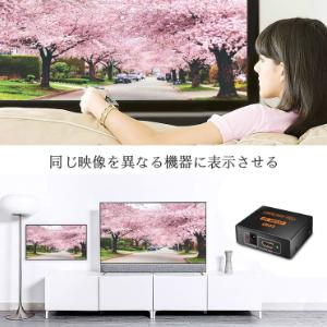 HDMI 分配器 2出力