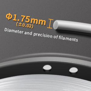 PLA filament pour Imprimente 3D