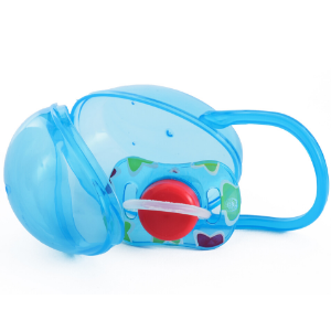 Pacifier Case portable changing pad