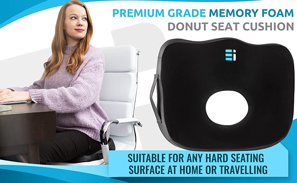 Donut Seat Cushions for Pressure Relief
