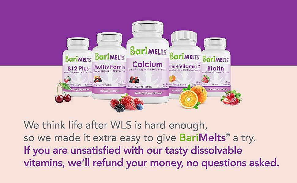 WLS vitamins