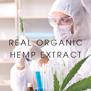 Organic CBD hemp Extract