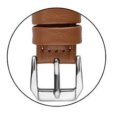 Charge 3 armband leder