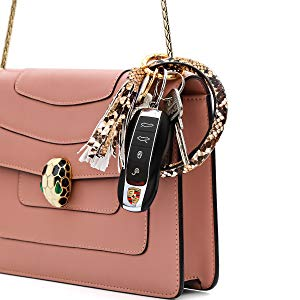 key chain to attach bag
