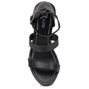 go classic with black color option of these comfy, stylish wedges.