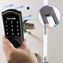 Fasten Door with Lock