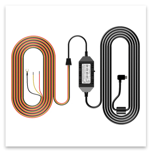 parking mode hardwire hard wire 24 hour surveillance parked vehicle state-of-the-art ACC detection
