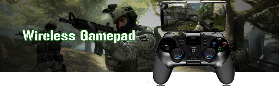 controller mobile game for phone android pubg bluetooth iphone gamepad joystick ipega pc