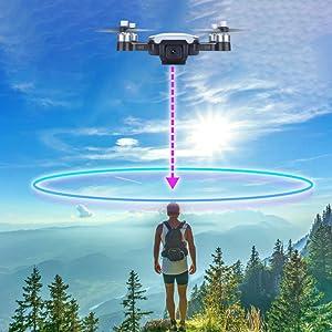 Flashandfocus.com 94611220-c193-42b9-9ab0-373ec8bf5c56.__CR0,5,886,886_PT0_SX300_V1___ Contixo F30 Drone for Kids & Adults WiFi 4K UHD Camera and GPS, FPV Quadcopter for Beginners, Foldable mini drone…