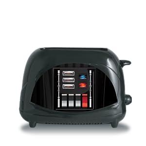 Darth Vader Toaster Star Wars 3