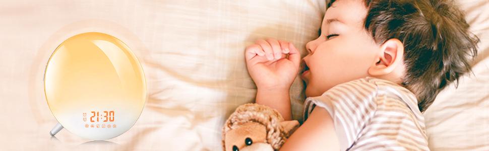 best alarm clock kids teen alarm clock