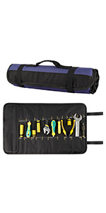 TOOL ROLL UP POUCH