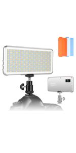 Built in Battery Led Light Panel for DSLR Camera