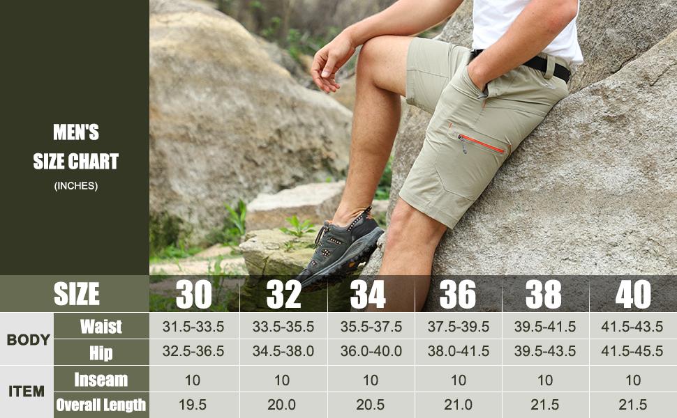 35Cargo Shorts for men