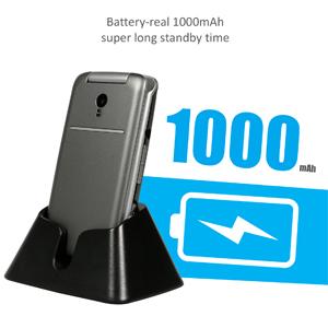 1000mAh lithium battery