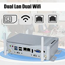 Wifi+Bluetooth two in one module