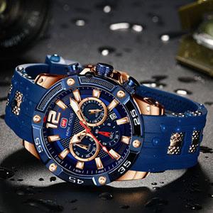 Quartz Chronograph Watch Chronograph Watches for Men mini focus watches for men