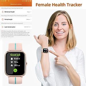 womens smart watch, smart watch for women, fitness smart watch for women,smart watch ladies