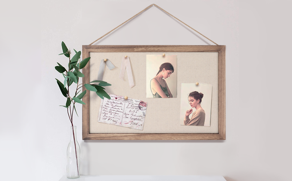 Art Bulletin Board⸴ Casual Design