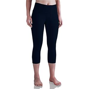ODODOS Yoga Capris with Inner Pocket