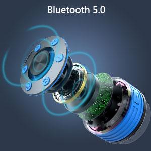 bluetooth outdoor speakers