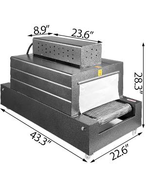 shrink wrap machine sealer