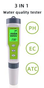 water ph tester