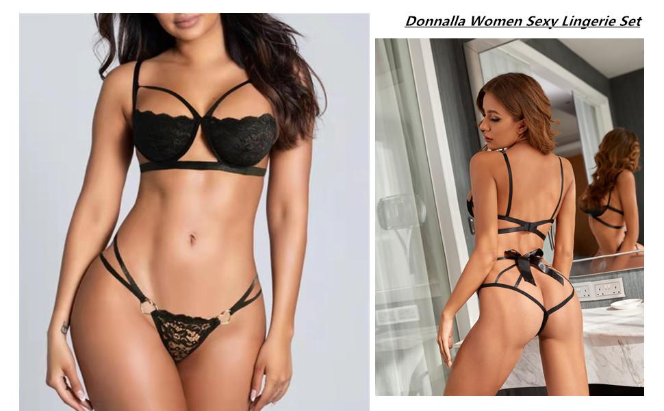 lace bra and panty sets