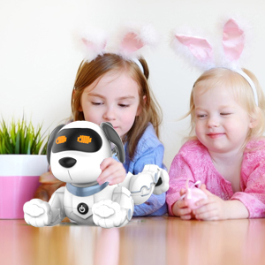 remote control smart dog for kids