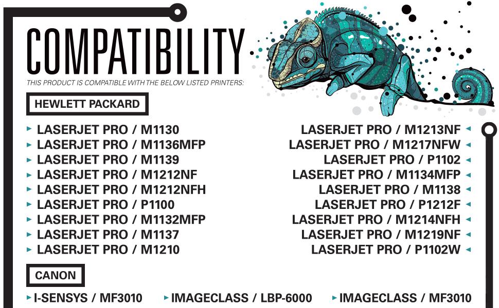 printer, printer cartridge, toner, printer toner, printer compatibility