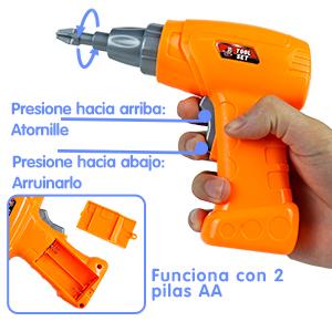 herramientas juguete