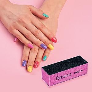 buffing block nail buffer for acrylic nails nail block nail buffer block and shine kit buffer block