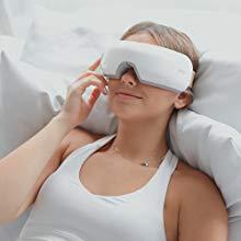 breo iSee4 masseur yeux détente des tempes soulager la fatigue visuelle tensions stress maux de tête
