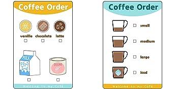 Kaffeemaschinen-Set aus Holz