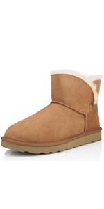 sheepskin slippers womens indoor