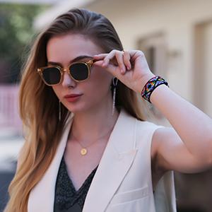 Elastic Band Fitbit Versa 3 Scrunchie Strap Replacement Sense Nylon Stretchy Wristband Women Men