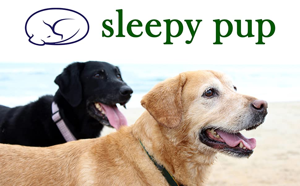 sleepy pup premium dog collars