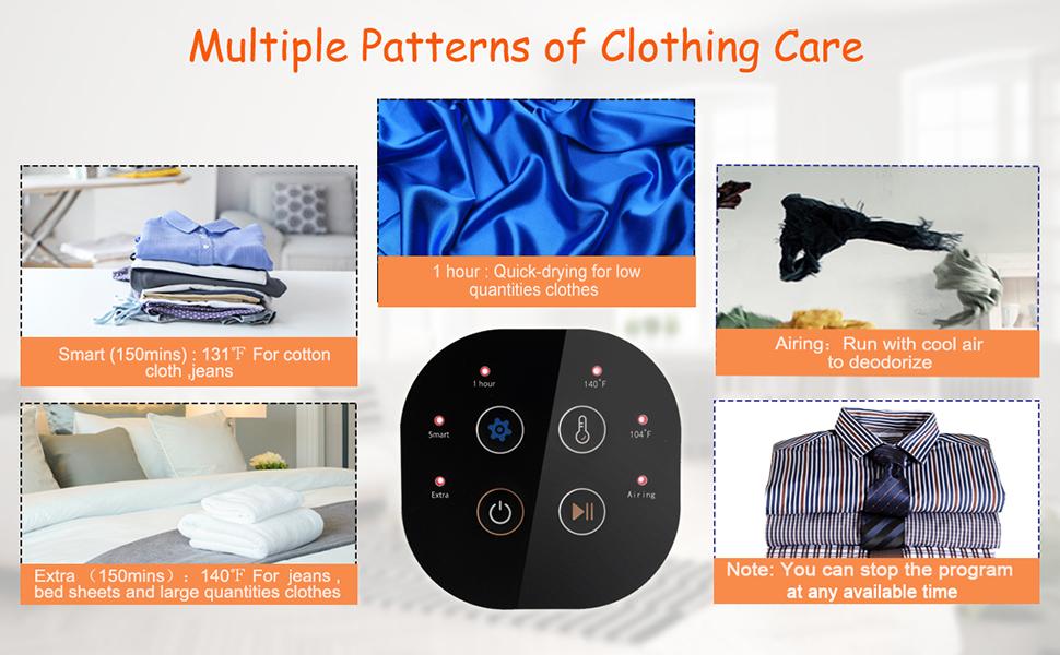 COSTWAY clothes dryer