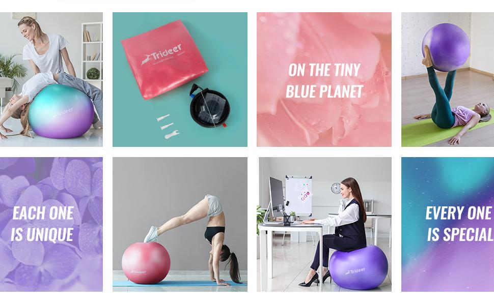 balance ball,therapy balll