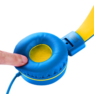 noot products k33 kids headphone