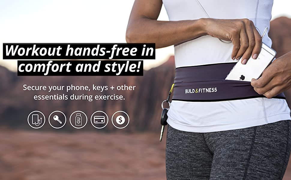 Workout hands-free banner