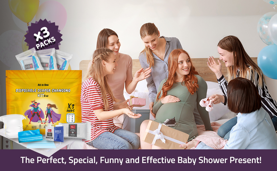 The Perfect, Special, Funny and Effective Baby Shower Present!